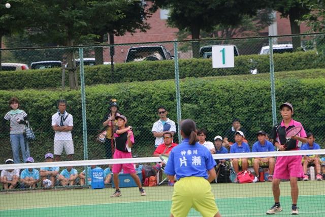中学 ソフトテニス 関東 大会 2019