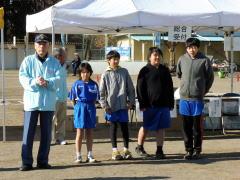 横山小学校自転車競技大会出場 ...